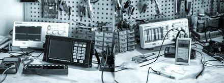 ремонт складної вимірювальної техніки